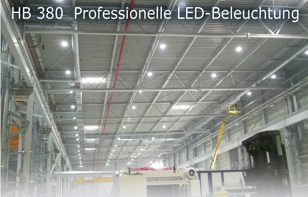 HB 380 LED-Beleuchtung protec ENERGYPLUS GmbH