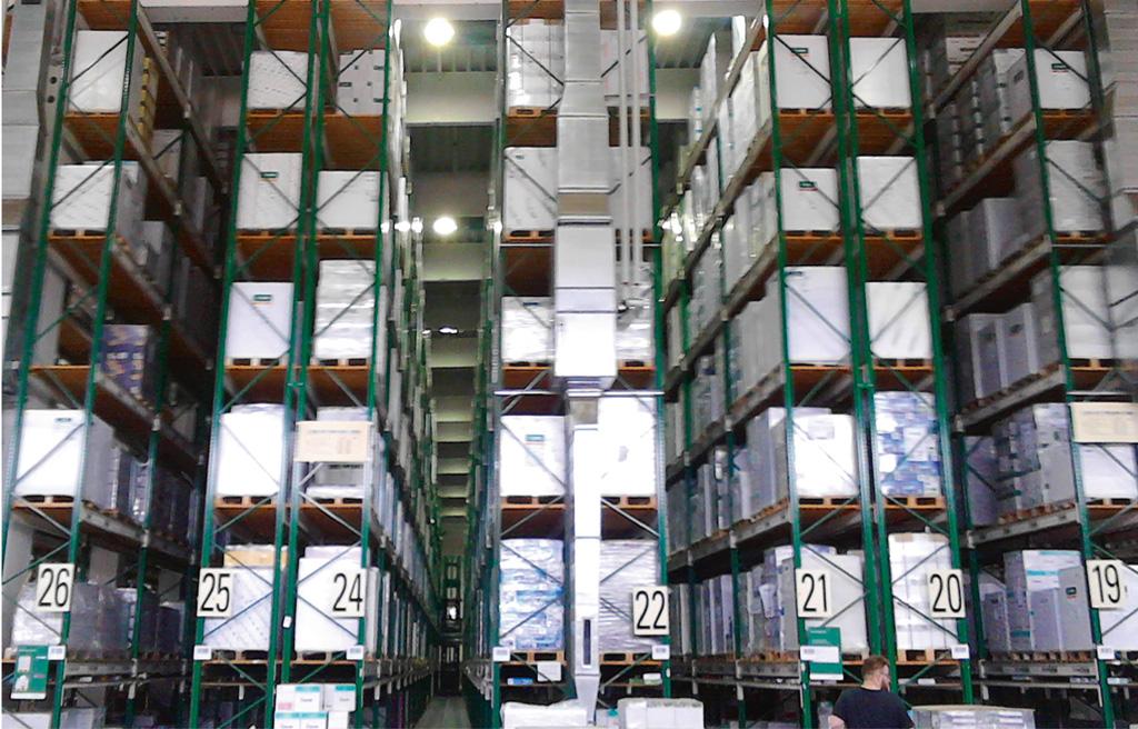 Hallenbeleuchtung protec ENERGYPLUS GmbH