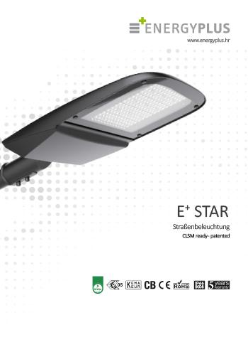 Datenblatt E+ STAR