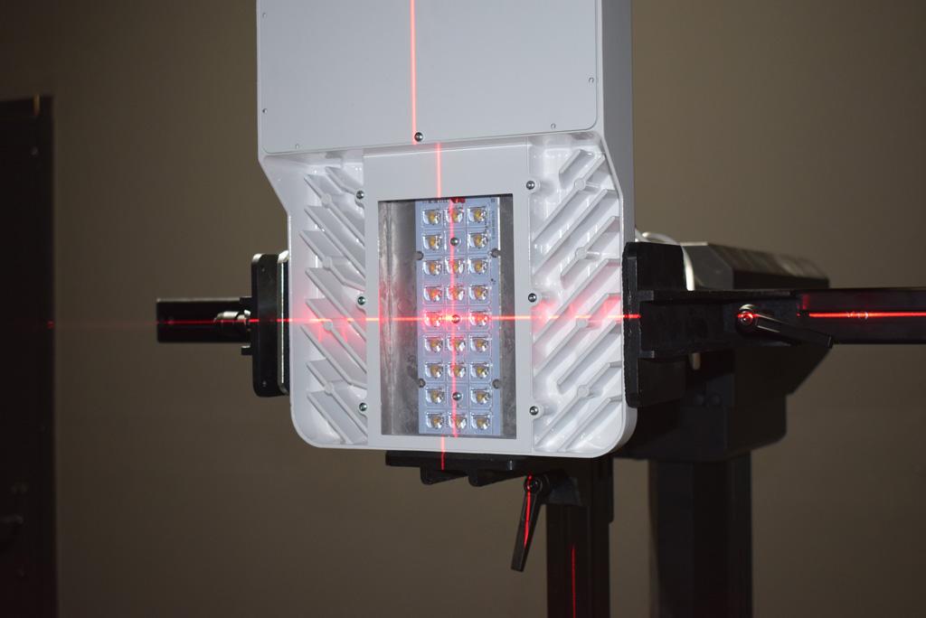 Lichtlabor Messen QS protec-led Lichttechnik