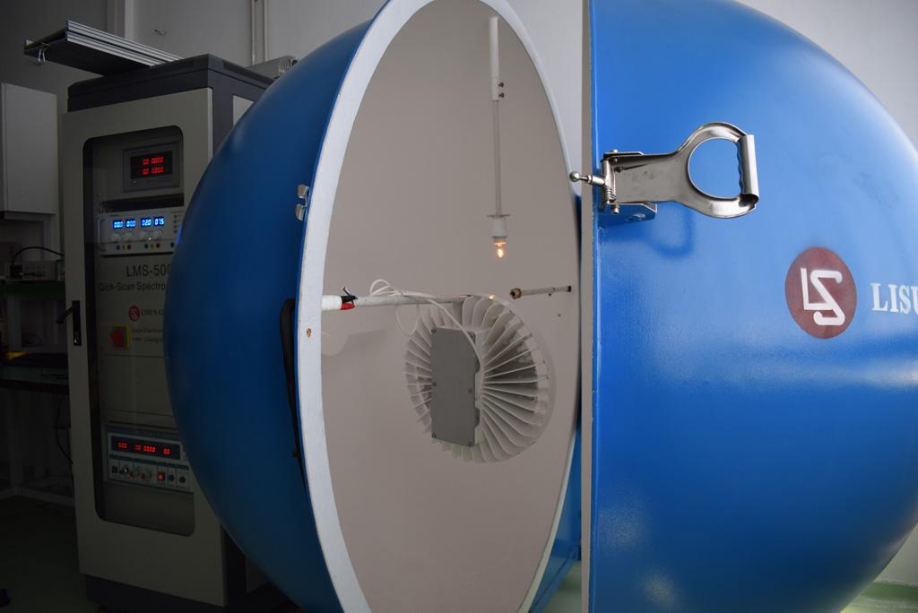 E+Lichttechnik Lichtlabor Photogoniometer protec-led