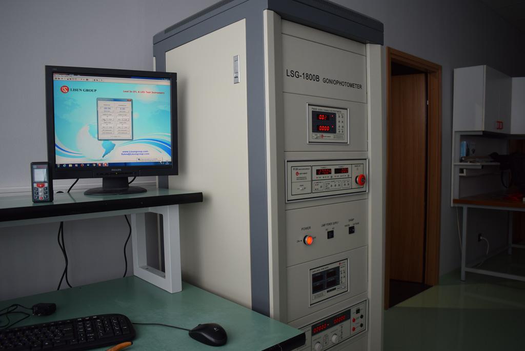 Lichtlabor protec-led Lichttechnik