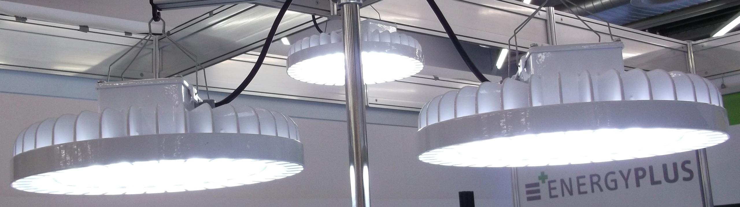 Lichttechnik protec ENERGYPLUS GmbH - Professionelle Lichttechnik für Industrie, Gewerbe und Kommunen