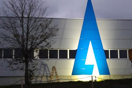 Sonderbeleuchtung Referenz protec ENERGYPLUS GmbH
