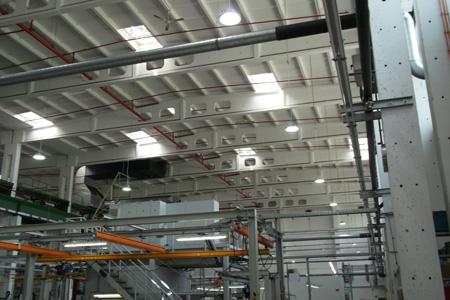 Hallenbeleuchtung HB 380 protec ENERGYPLUS GmbH