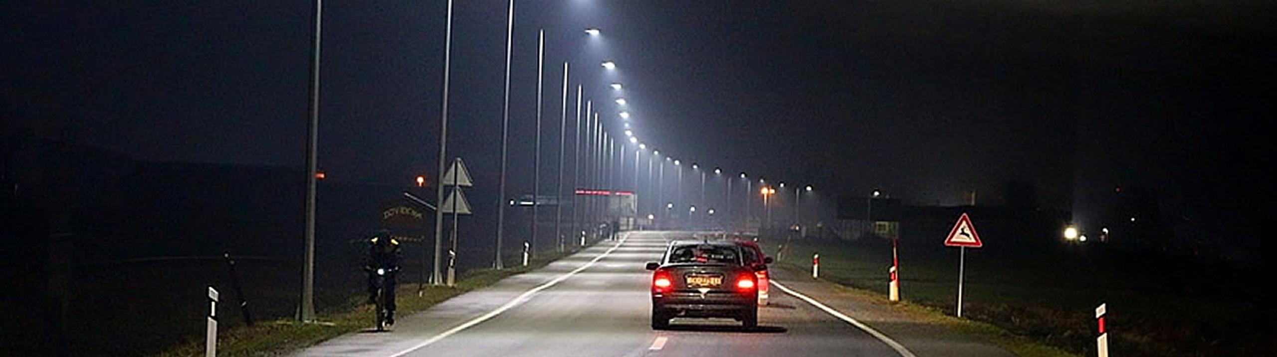 Straßenbeleuchtung protec ENERGYPLUS GmbH