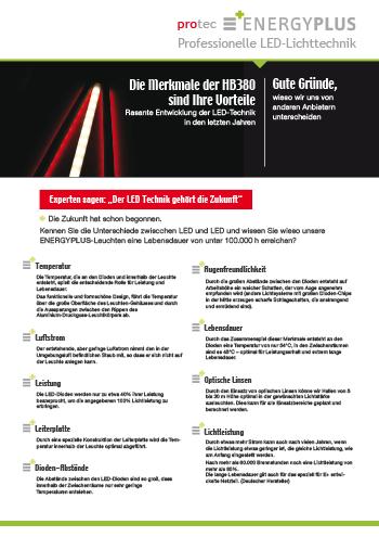 Ihre Vorteile bei protec ENERGYPLUS GmbH