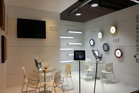 Stand Light & Building protec ENERGYPLUS GmbH