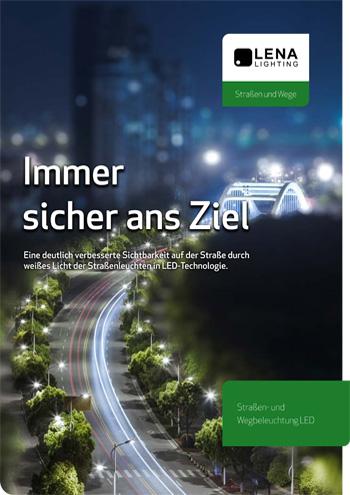 Strassenleuchten Broschüre protec ENERGYPLUS